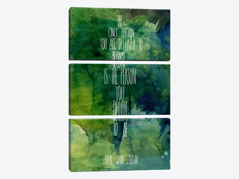 You Decide by Unknown Artist 3-piece Canvas Wall Art