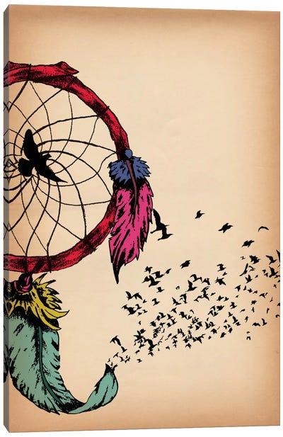 Dreamcatcher Canvas Print #ICA278