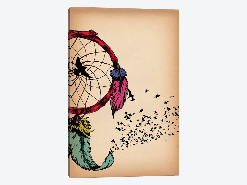 Dreamcatcher by Unknown Artist 1-piece Canvas Wall Art