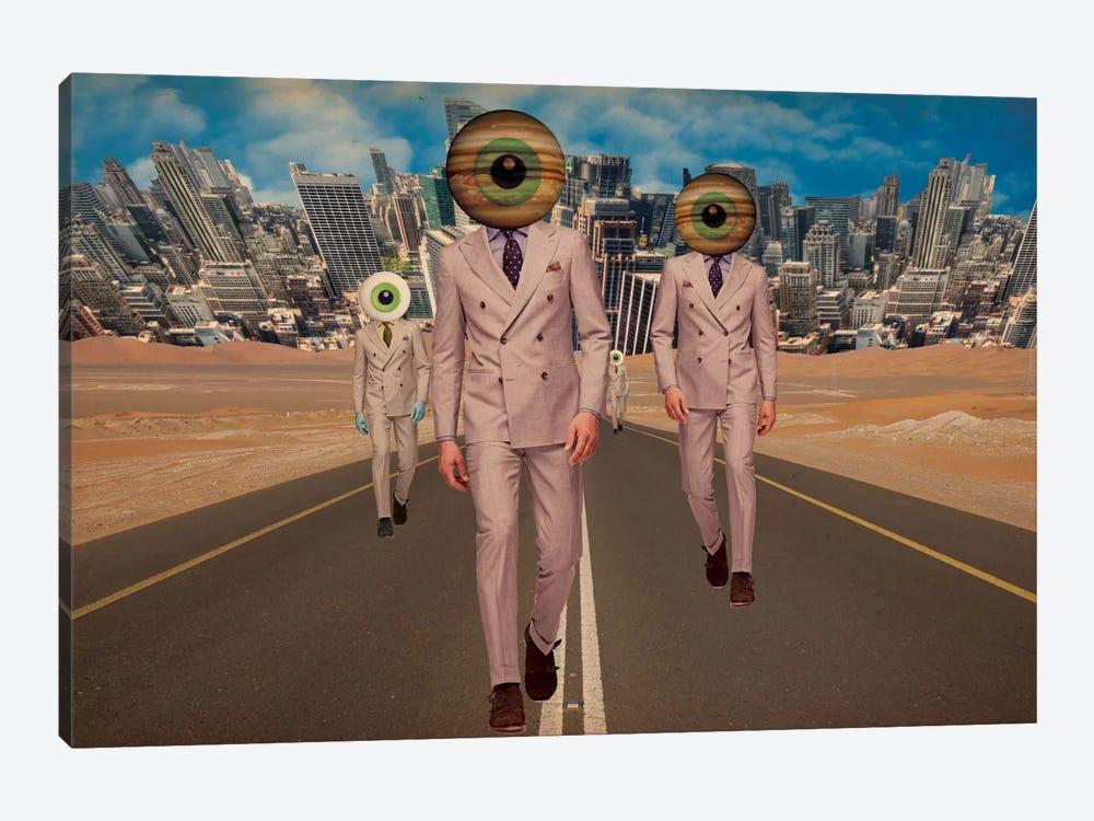 Eye of Jupiter by Unknown Artist 1-piece Canvas Print