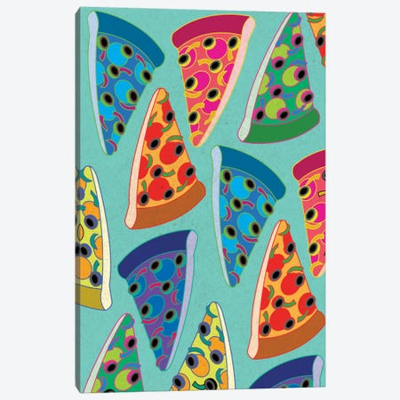 Supreme Slices Canvas Print #ICA299} by Unknown Artist Canvas Art Print