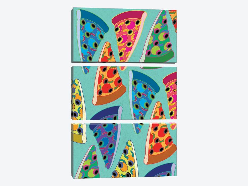 Supreme Slices by Unknown Artist 3-piece Art Print
