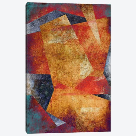Jagged Edge 2 Canvas Print #ICA2} by Unknown Artist Art Print