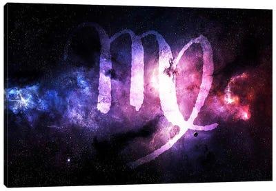 Virgo Zodiac Canvas Print #ICA321
