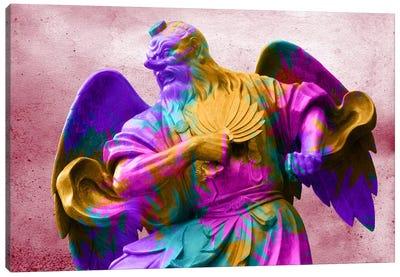 Technicolor Angel Canvas Print #ICA329
