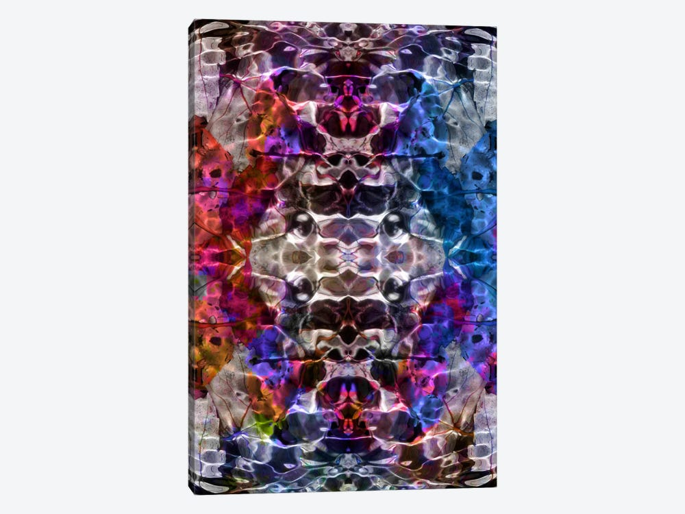 Skull Kaleidoscope by Unknown Artist 1-piece Art Print