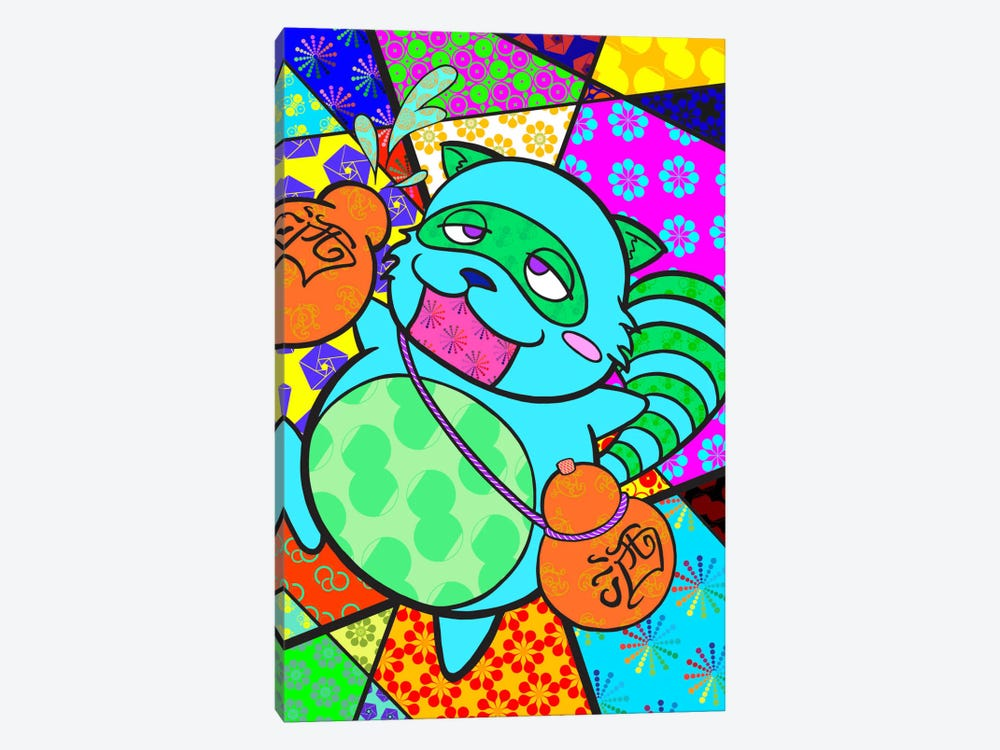 Happy Jugs by iCanvas 1-piece Canvas Art Print