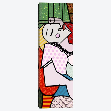 The Rest (After Pablo Picasso) Canvas Print #ICA402} by 5by5collective Canvas Wall Art