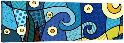 Starry Night (After Vincent Van Gogh) Canvas Art Print