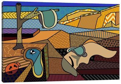 Persistence of Memory 2 (After Salvador Dali) Canvas Art Print