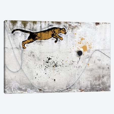 Leap of Faith Canvas Print #ICA489} by 5by5collective Canvas Art