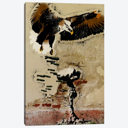 Freedom Fighter Canvas Print #ICA498} by 5by5collective Art Print