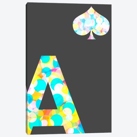 Aces High Canvas Print #ICA49} by iCanvas Art Print