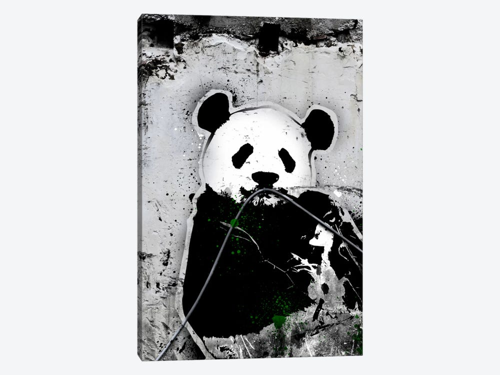 Busy Snacking by 5by5collective 1-piece Canvas Print