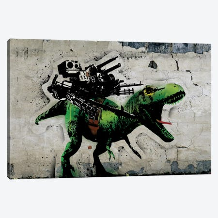 Ultimate Weapon Canvas Print #ICA504} by 5by5collective Canvas Art