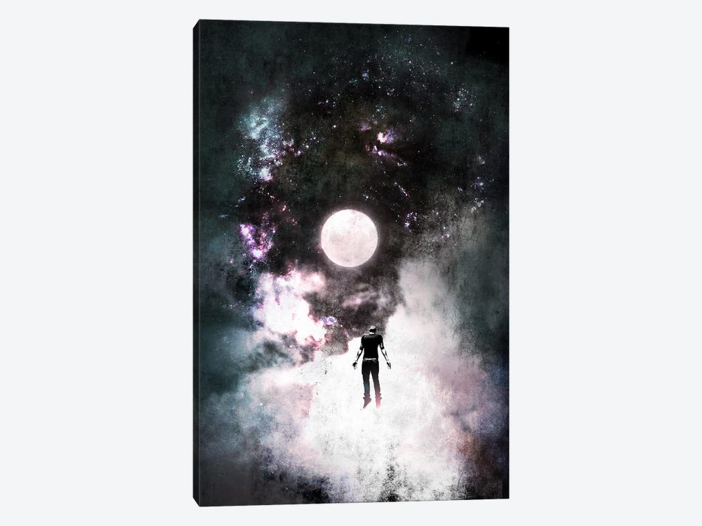 Elevation by 5by5collective 1-piece Canvas Art Print