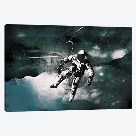 Space Walk Canvas Print #ICA509} by 5by5collective Canvas Art Print