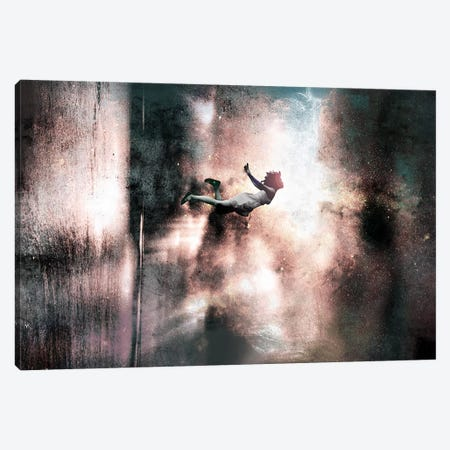 Falling Up Canvas Print #ICA511} by 5by5collective Canvas Wall Art