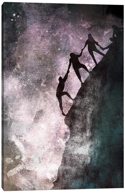 Ties That Bind Canvas Art Print