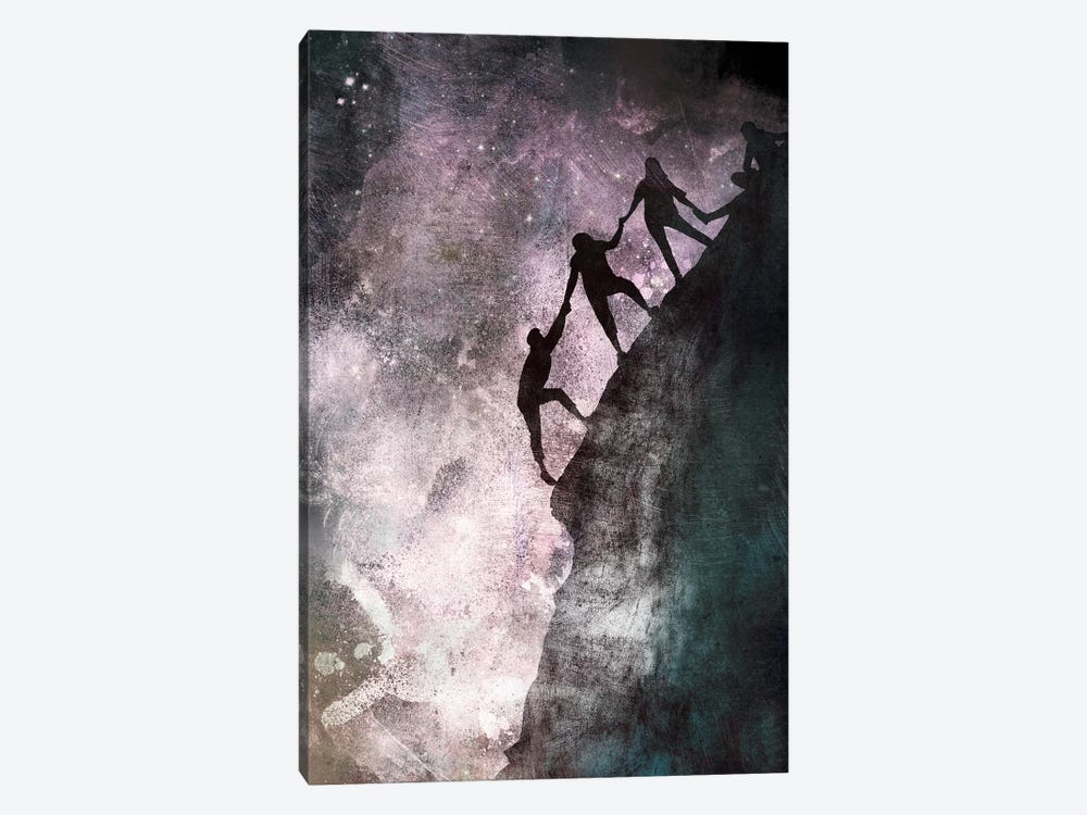 Ties That Bind by 5by5collective 1-piece Canvas Artwork