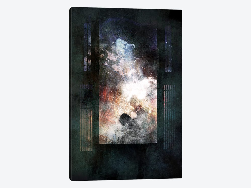Discarded by 5by5collective 1-piece Canvas Print