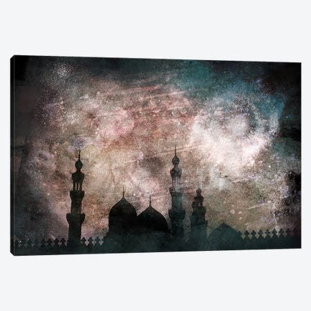 Faith Canvas Print #ICA523} by 5by5collective Canvas Print