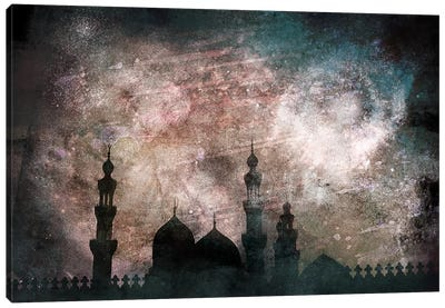 Faith Canvas Print #ICA523