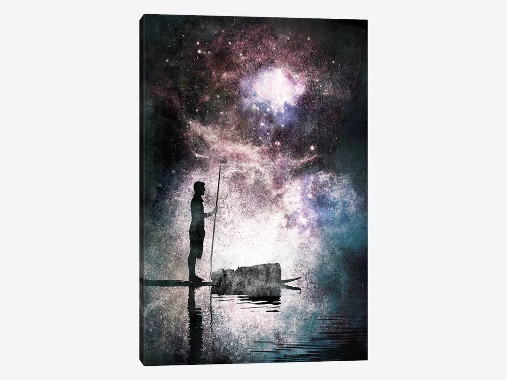The Watcher by 5by5collective 1-piece Art Print