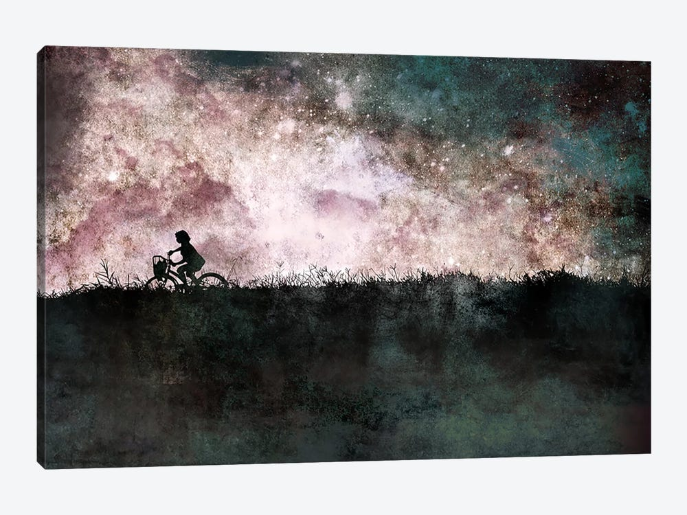 Starlight by 5by5collective 1-piece Canvas Wall Art