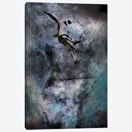 Free-Falling Canvas Print #ICA529} by 5by5collective Canvas Art Print