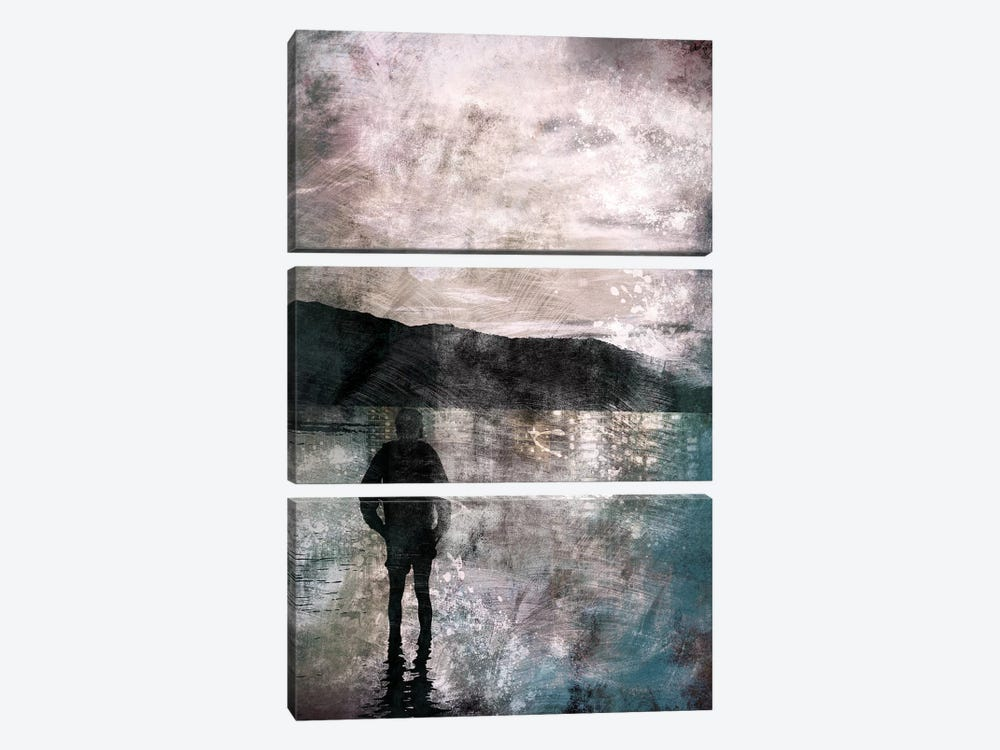 Reflections by 5by5collective 3-piece Art Print