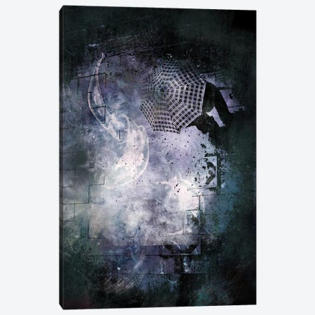 Violet Love Canvas Print #ICA532} by 5by5collective Canvas Wall Art