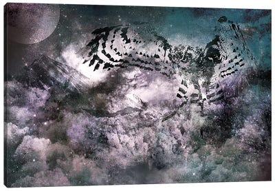 Shade of Night Canvas Art Print