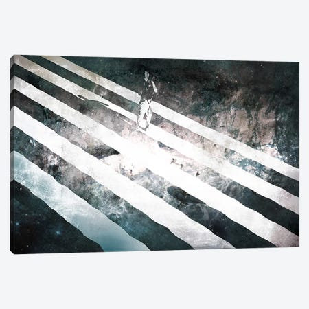 Lonely Wanderer Canvas Print #ICA535} by 5by5collective Canvas Print