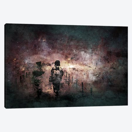 In Search of Sun Canvas Print #ICA539} by 5by5collective Canvas Artwork