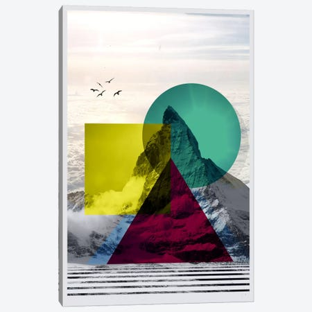 Hedonic Thrill Canvas Print #ICA545} by 5by5collective Canvas Art