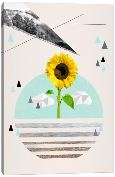 Uplifting Landscape Canvas Art Print