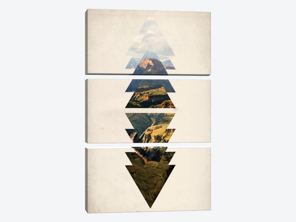Highlands Conclusion 3-piece Art Print