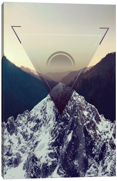 Eye of Providence Canvas Art Print