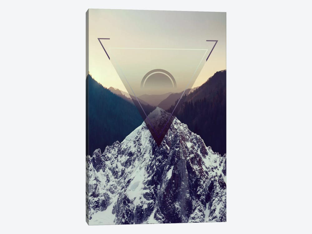 Eye of Providence by 5by5collective 1-piece Canvas Art