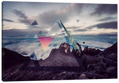 Tetragrammatons Peak Canvas Art Print
