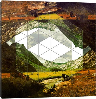 Indestructable Season Canvas Print #ICA573