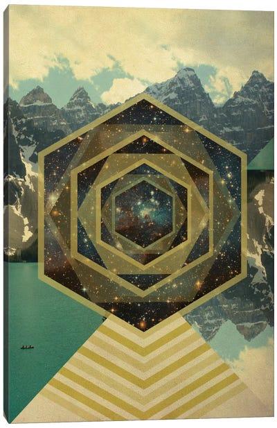 Metamorphosis of Space Canvas Art Print