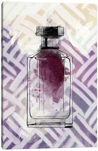 Sweet Purple Canvas Art Print