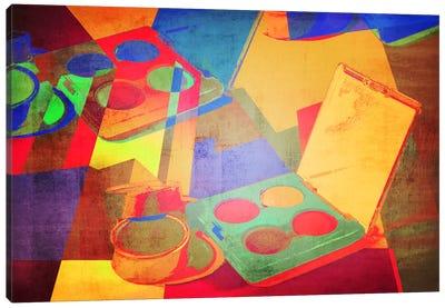 Preperation Pop Art Canvas Print #ICA592