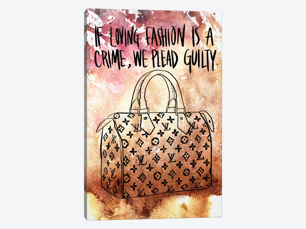 Guilty by 5by5collective 1-piece Art Print