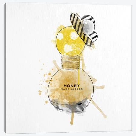 Sweet As Honey Canvas Print #ICA632} by 5by5collective Canvas Art Print