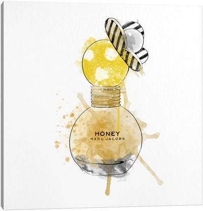 Sweet As Honey Canvas Art Print