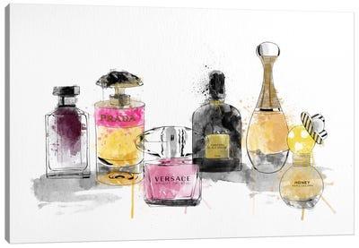 Aquarelle Canvas Art Print