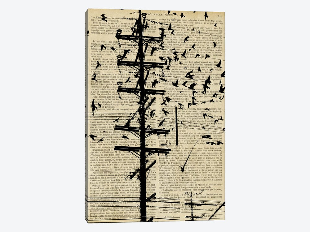 Words Paint a Picture by Unknown Artist 1-piece Art Print